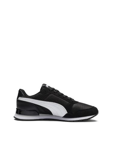 Puma Ayakkabı St Runner V2 Mesh Jr 36713506 Siyah